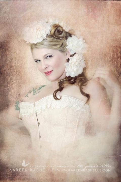Kareen Rashelle Photography, Modern Beauty Portrait