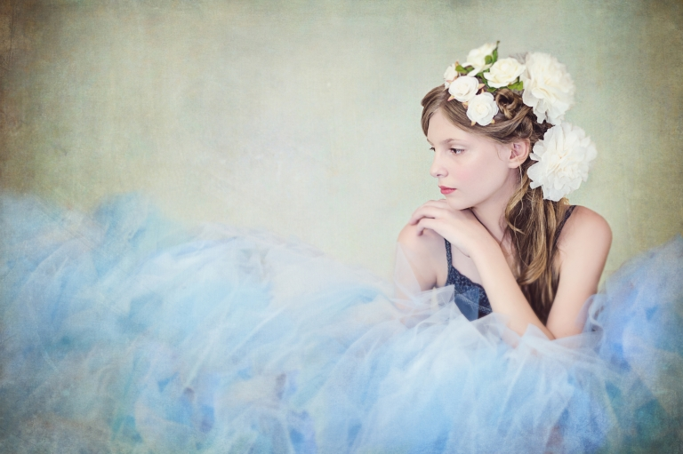 Kareen Rashelle Photography- Beauty, Glamour, Fashion inspired Artistic tween Portrait