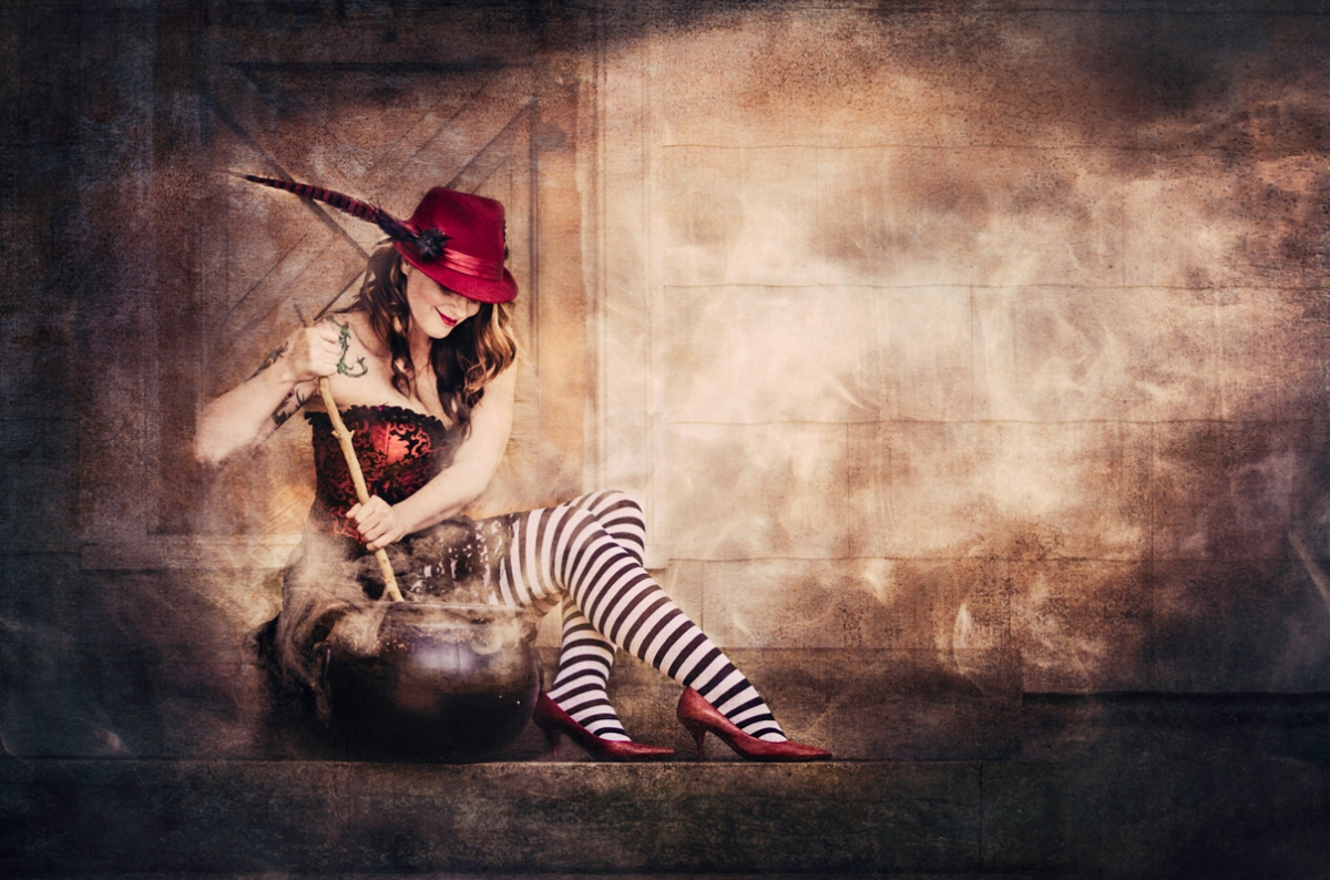 Kareen Rashelle Photography - Conceptual Fine Art Portrait