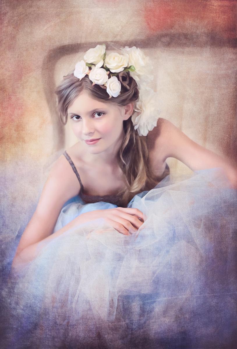 Kareen Rashelle Photography - Tween Beauty Portrait