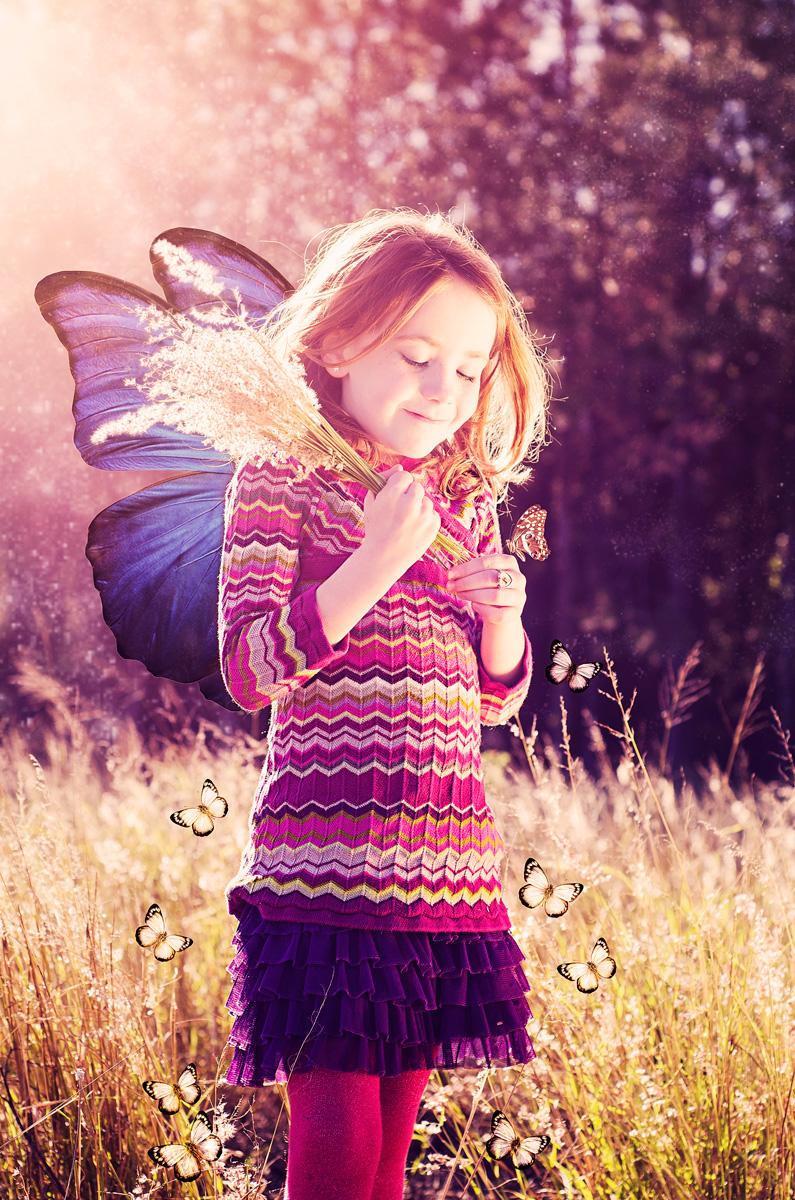 Kareen Rashelle Photography - Conceptual Portrait Art, Child Photographer